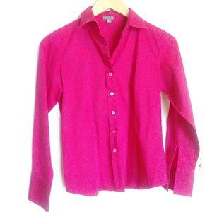 Ann Taylor carer blouse